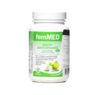 Multi + Antioxidants With Iron-fem med