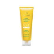 کرم ضد آفتاب بدون رنگ مخصوص پوست های حساس و کودکان