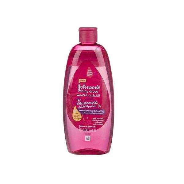 Johnson Shiny Drops Baby Hair Shampoo