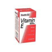 ویتامین ای 600 هلث اید