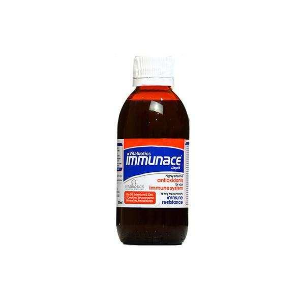شربت ایمیونیس Immunace Syrup