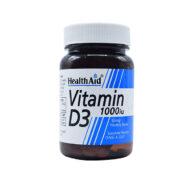 قرص ویتامین دی ۳ هلث اید