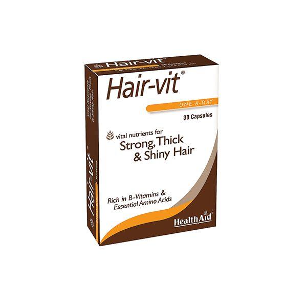 health aid-hair vit
