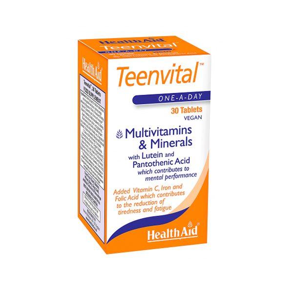 health aid-teenvital