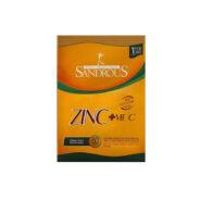 sandrous-Zinc Gluconate and Vitamin C