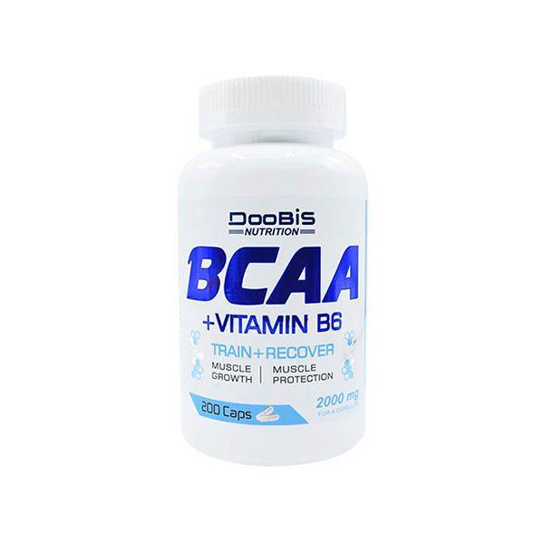 کپسول بی سی ای ای ۲۱۱ و ویتامین ب۶ دوبیس