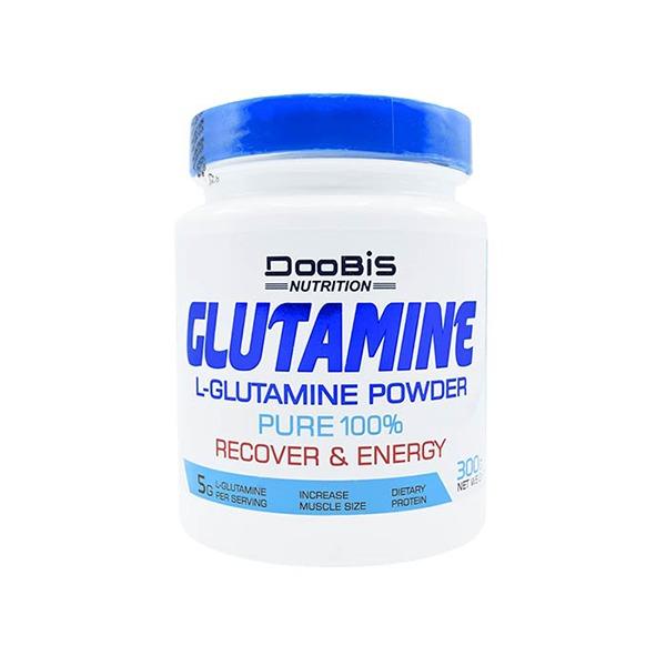 گلوتامین دوبیس 300 گرم