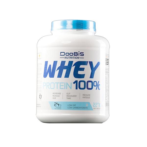 وی پروتئین 100درصد دوبیس