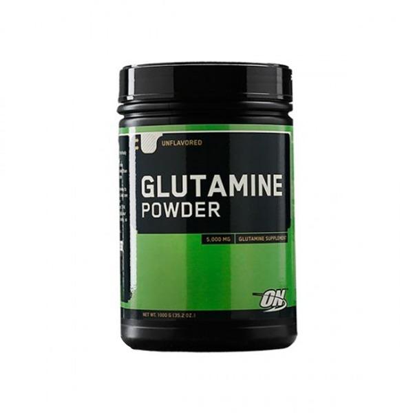 پودر گلوتامین اپتیموم نوتریشن بدون طعم 1000 گرمی