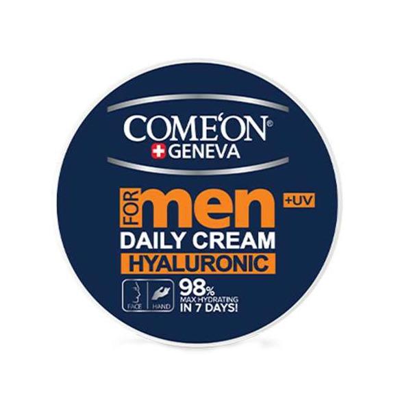 کرم مرطوب کننده مردانه کامان 240ml
