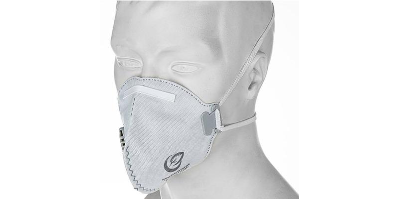 ماسک تنفسی فیلتر دار مناسب بزرگسالان