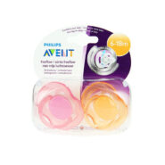 Philips Avent  – Night Time Pacifier 6-18 m 2 pack