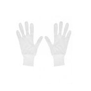 دستکش نخی پوشینه رنگ سفید