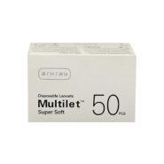 سوزن تست قند خون آرکری مدل Multilet Super Soft