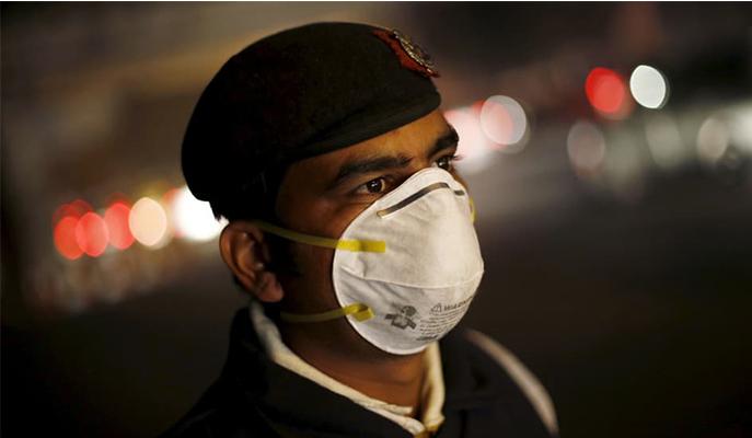 ماسک تنفسی فیلتر