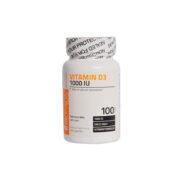 کپسول ویتامین D3 برانسون 100 عددی