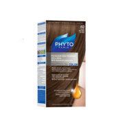 کیت رنگ مو فیتو مدل PhytoColor حجم 40 میل شماره 6D - بلوند طلایی تیره