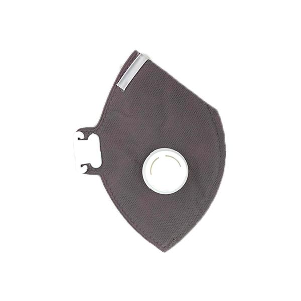 ماسک تنفسی فیلتر دار 6 لایه طرح N95