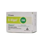 کپسول ویتامین E ایویژل 200 دانا 90 عدد