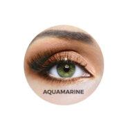 لنز رنگی چشم Bausch+LOMB مدل Aquamarine