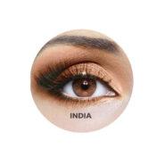 لنز رنگی چشم Bausch+LOMB مدل India