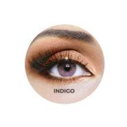 لنز رنگی چشم Bausch+LOMB مدل Indigo