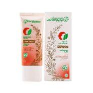کرم ضد آفتاب باریج اسانس مناسب پوست های نرمال تا چرب SPF50 - تیره