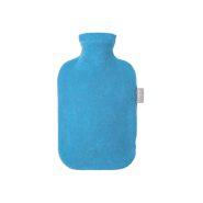 کیسه آب گرم فشی مدل 6530 با روکش مخمل آبی