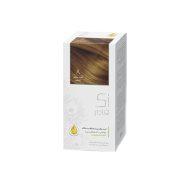 کیت رنگ مو زی فام مدل Natural شماره 8 بلوند روشن طبیعی