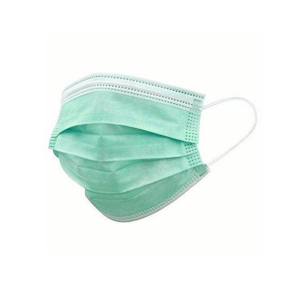ماسک تنفسی ۳ لایه پرستاری بسته ۵۰ عددی Face Mask